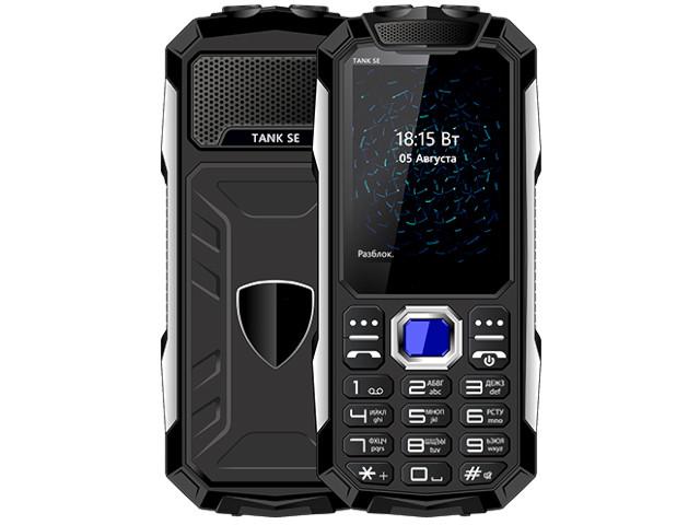 Сотовый телефон BQ 2432 Tank SE Black
