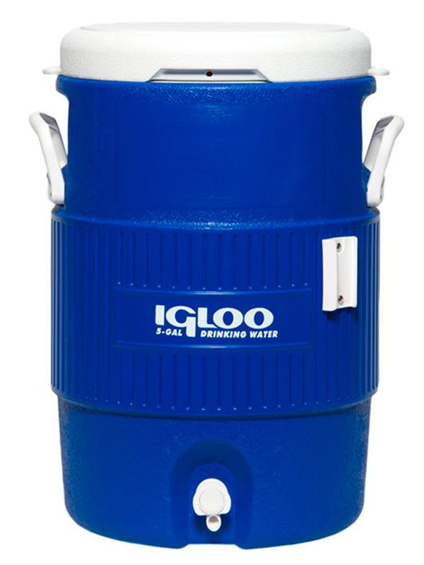 Термоконтейнер Igloo 5 Gal St Cup Disp Blue 00042170