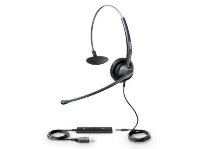 VoIP оборудование Yealink YHS33 USB
