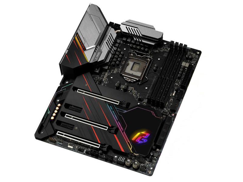 Материнская плата ASRock Z390 Phantom Gaming X