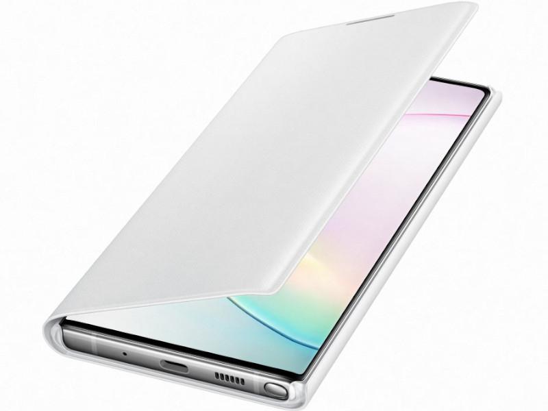 Чехол для Samsung Galaxy N975 LED-View White EF-NN975PWEGRU