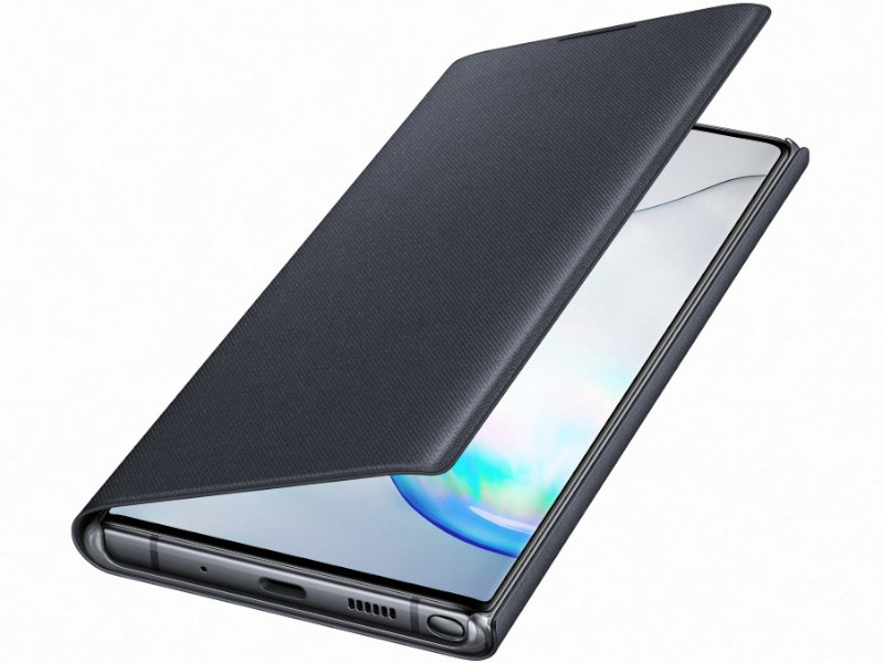 Чехол для Samsung Galaxy N975 LED-View Black EF-NN975PBEGRU