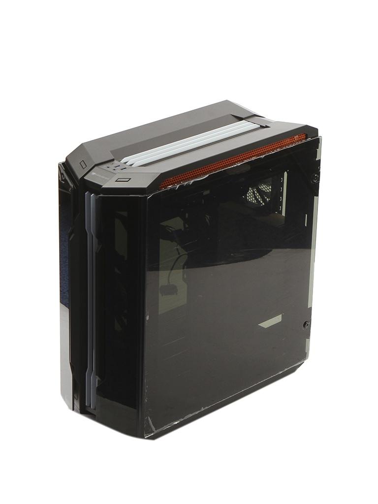 Корпус Cougar Gemini T RGB ATX без БП Black 106KMT0001-00