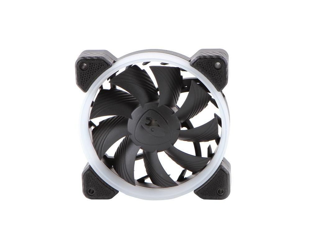 Вентилятор Cougar Vortex FCB 120 120x120x25mm RGB CF-V12FB-RGB