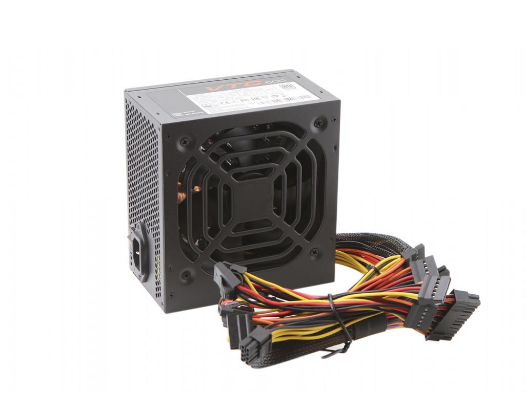 Блок питания COUGAR VTC600 600W