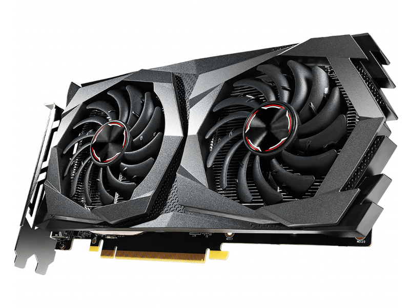 Видеокарта MSI GeForce GTX 1650 Gaming 4G 1695Mhz PCI-E 3.0 4096Mb 8000Mhz 128 bit HDMI 2xDP