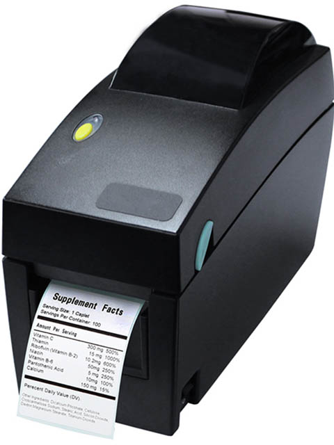 Принтер Godex DT2US 011-DT2D12-00A
