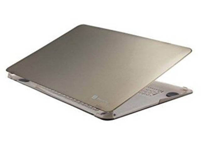 Аксессуар Защитная накладка XtremeMac Microshield для MacBook Air 13 New Black MBA8-MC13-13