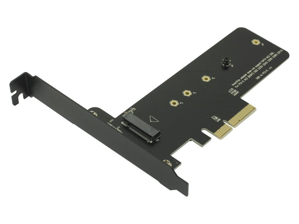 Адаптер Akasa M.2 SSD PCIe 148x120x21.7mm AK-PCCM2P-01