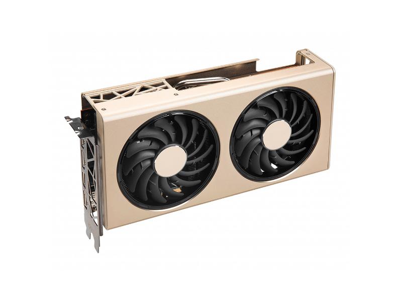 Видеокарта MSI Radeon RX 5700 XT Evoke OC 1690Mhz PCI-E 4.0 8192Mb 14000Mhz 256 bit DPx3 HDMI