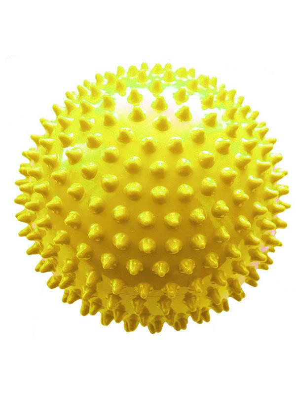 Массажер Альпина Пласт Мяч Ёжик 12cm Yellow 6022031012