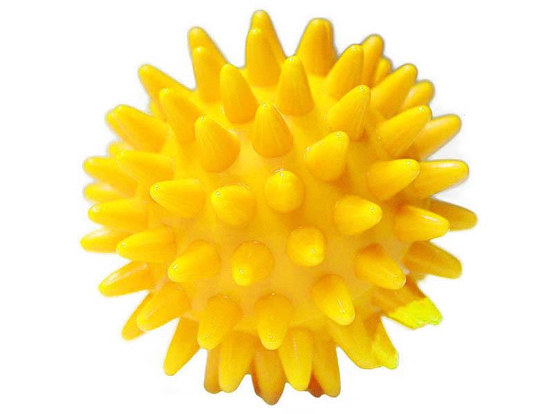 Массажер Альпина Пласт Иглбол 65mm Yellow 4040011012