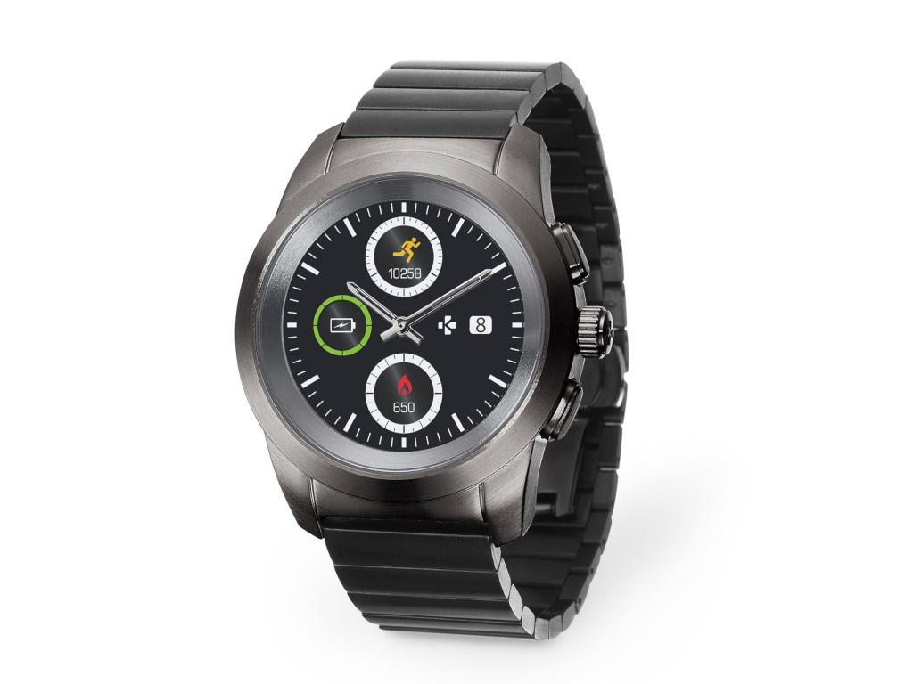 Умные часы MyKronoz ZeTime Elite Petite Titanium