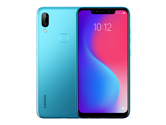 Сотовый телефон Lenovo S5 Pro 6/64GB Blue