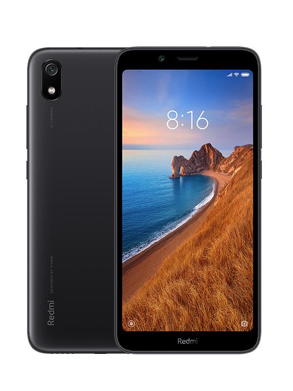 Сотовый телефон Xiaomi Redmi 7A 2/32Gb Black New Выгодный набор + серт. 200Р!!! сотовый