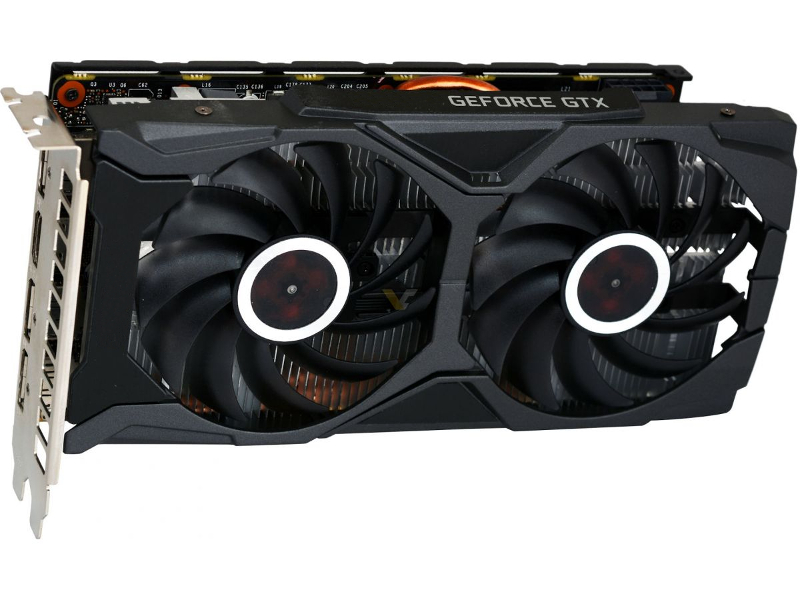 Видеокарта Inno3D GeForce RTX 2060 Super Twin X2 OC 1470Mhz PCI-E 3.0 8192Mb 14Gbps 256-bit 3xDP HDMI N206S2-08D6X-1710VA15L