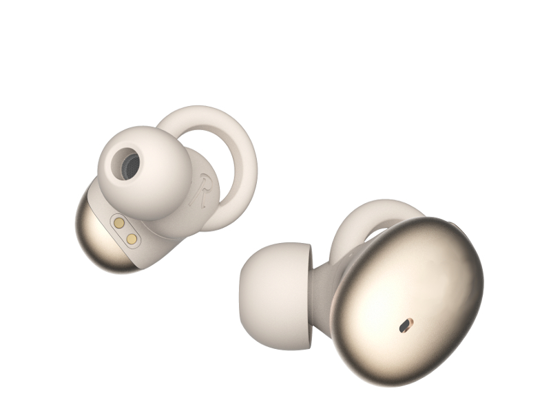 Xiaomi 1More Stylish True Wireless In-Ear Headphones E1026BT Gold