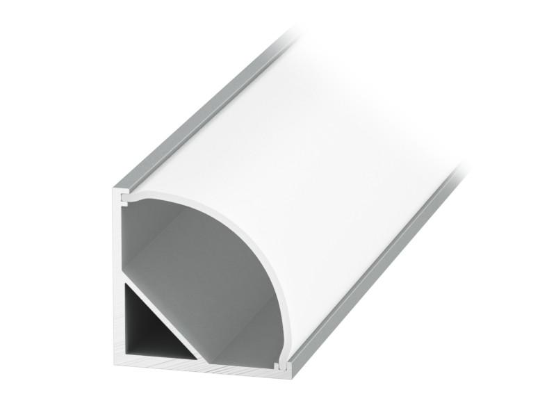 Профиль угловой для однорядной ленты SWGroup BEST SF-1616 2m 00-00000086