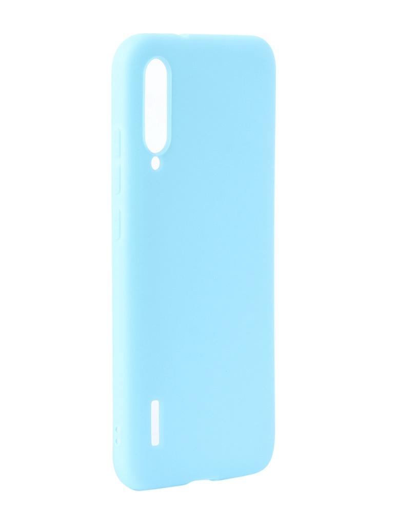 Чехол Zibelino для XiaomiMiA3/MiCC9e6.09-inch2019 SoftMatte Turquoise ZSM-XIA-MIA3-TRQ