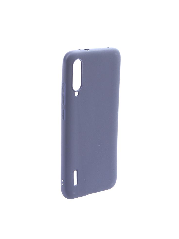 Чехол Zibelino для XiaomiMiA3/MiCC9e6.09-inch2019 SoftMatte DarkBlue ZSM-XIA-MIA3-DBLU