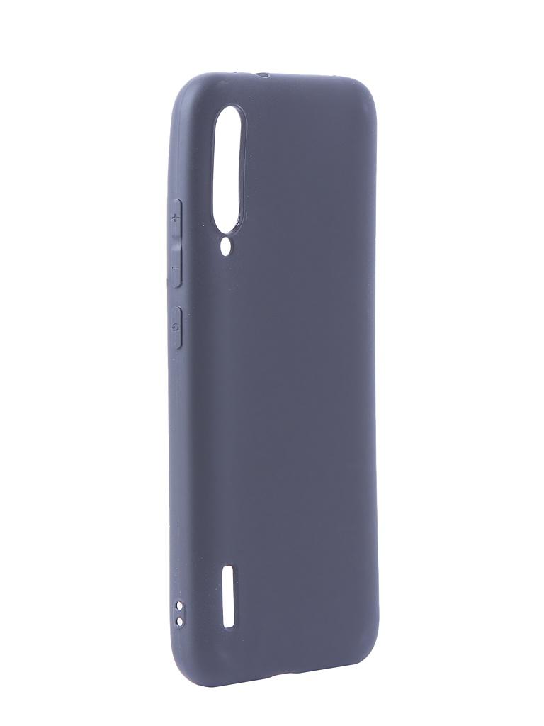 Аксессуар Чехол Zibelino для XiaomiMiA3/MiCC9e6.09-inch2019 SoftMatte Black ZSM-XIA-MIA3-BLK