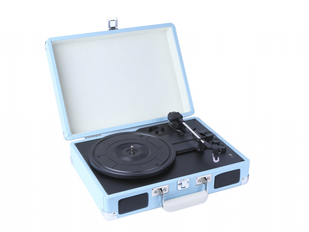 Проигрыватель Crosley Cruiser Deluxe Portable CR8005D-TU