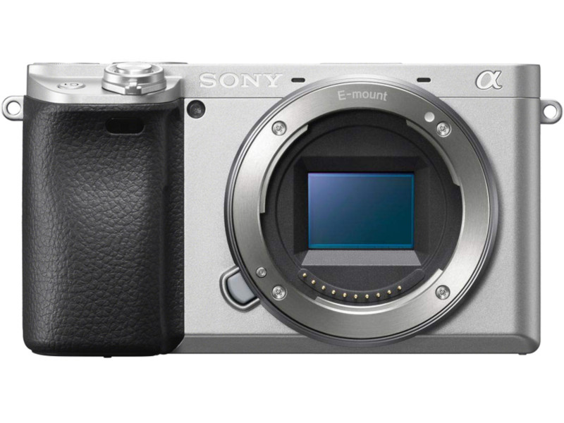 Фотоаппарат Sony Alpha A6400 Body Silver