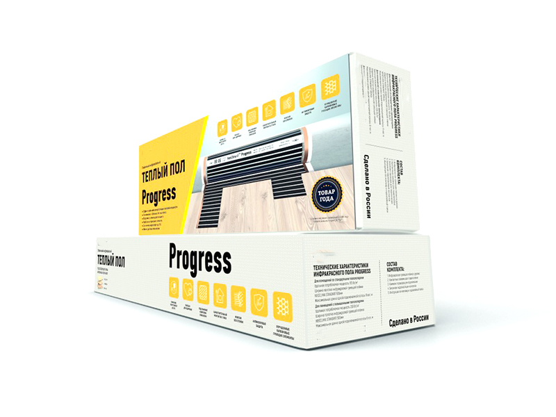 Теплый пол NeoClima Progress 170-0,5-5