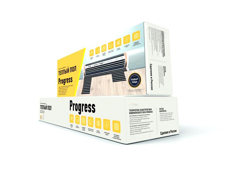 Теплый пол NeoClima Progress 170-0,5-4