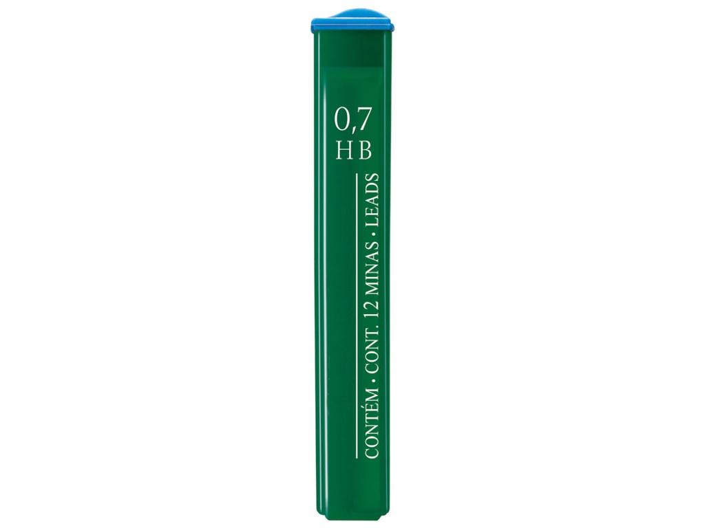 Грифель Faber-Castell Polymer 0.7mm 12шт 521700