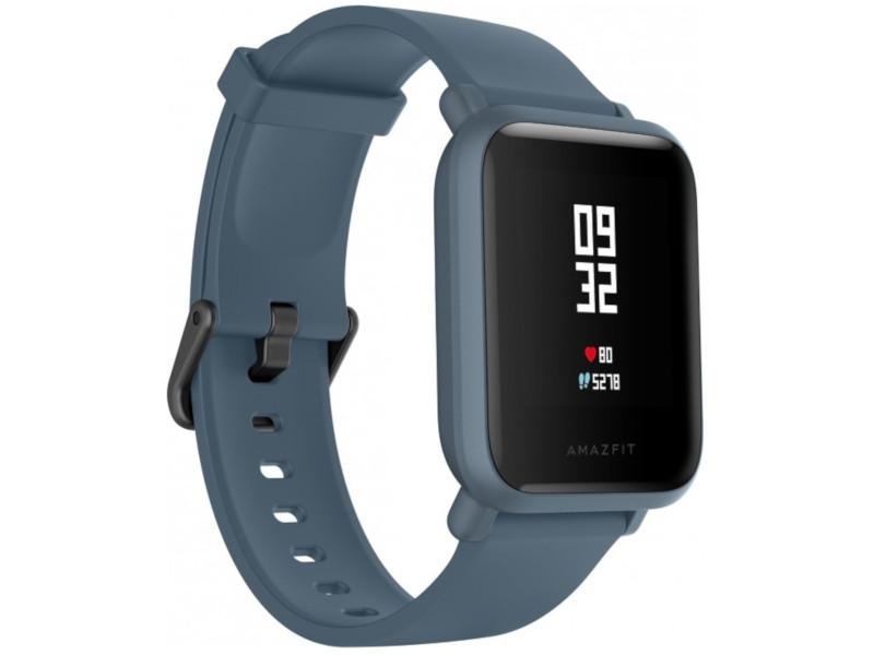 цена Умные часы Xiaomi Amazfit Bip Lite Blue онлайн в 2017 году