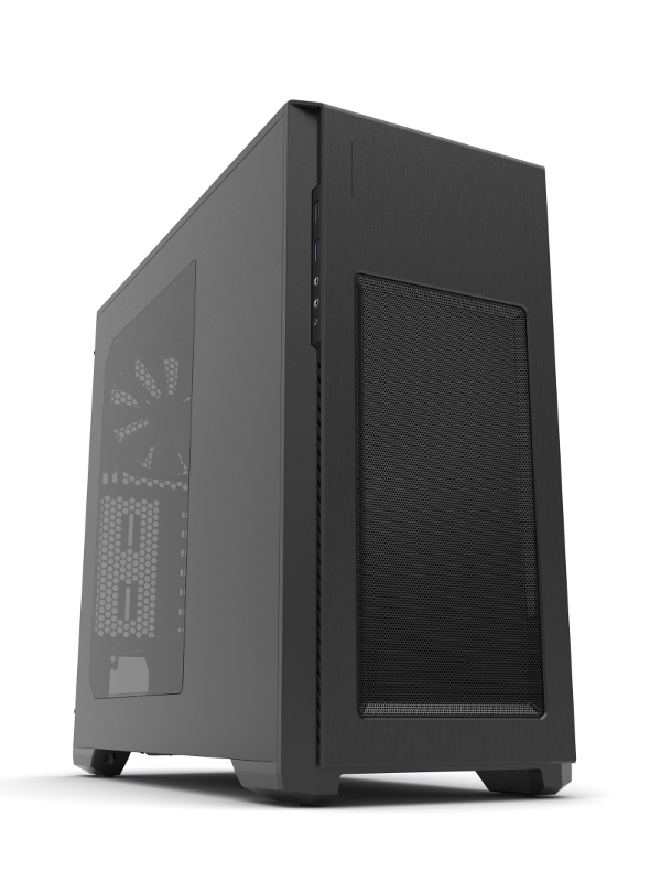 Корпус Phanteks Enthoo Pro M Tempered Glass Mid-Tower Black PH_ES515PTG_BK