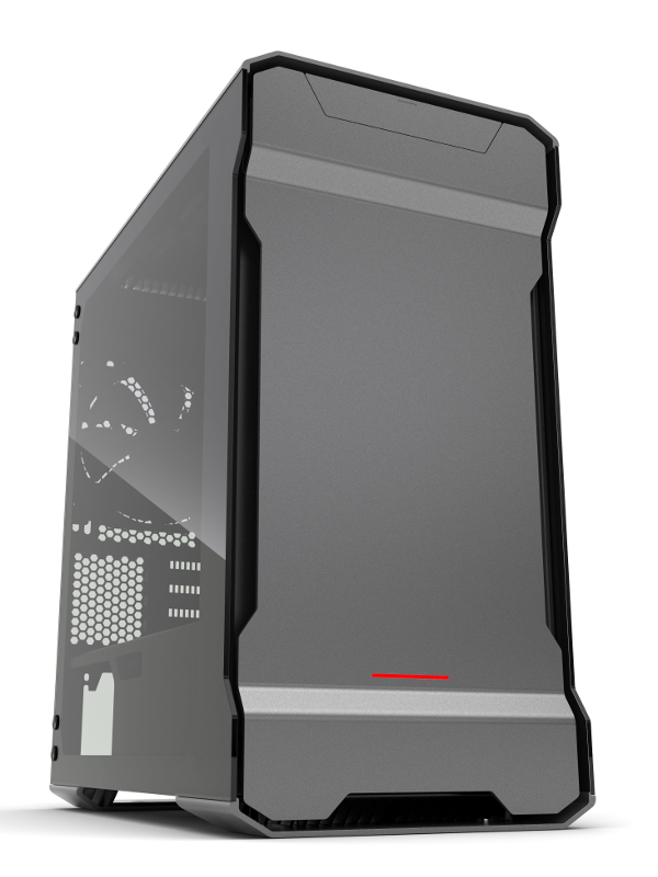Корпус Phanteks Enthoo Evolv mATX Tempered Glass Micro ATX Anthracite Grey PH_ES314ETG_AG