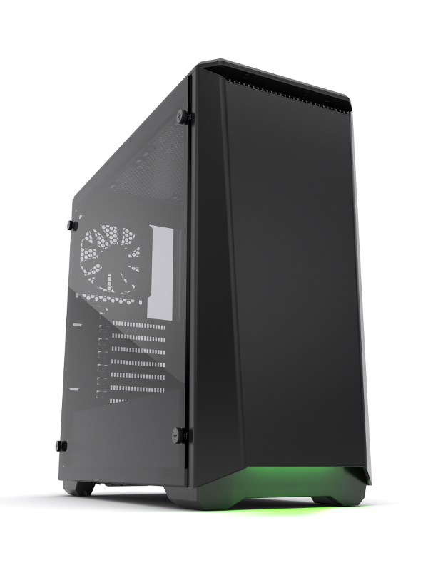 Корпус Phanteks Eclipse P400 Tempered Glass Black