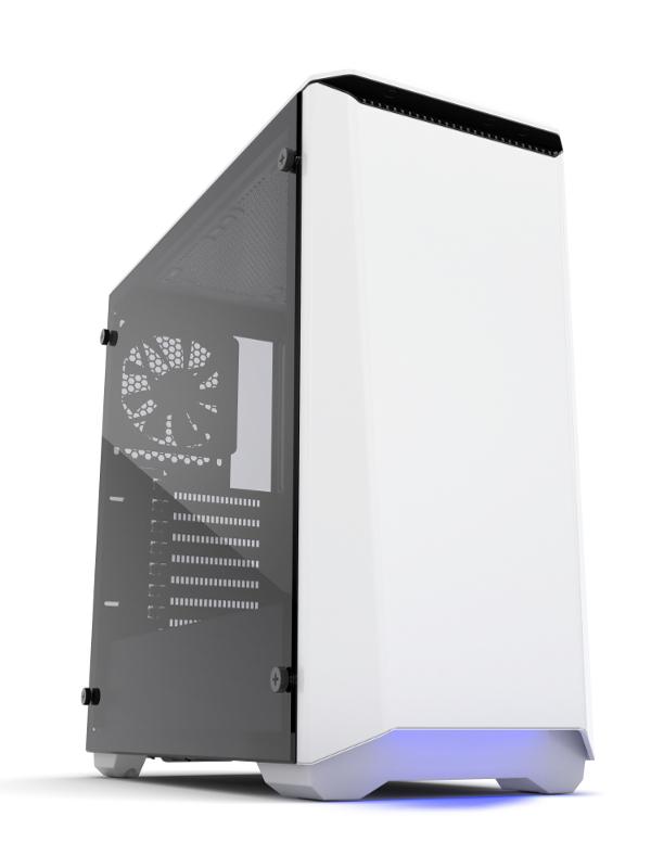 Корпус Phanteks Eclipse P400 Tempered Glass Mid-Tower Glacier White PH_EC416PTG_WT
