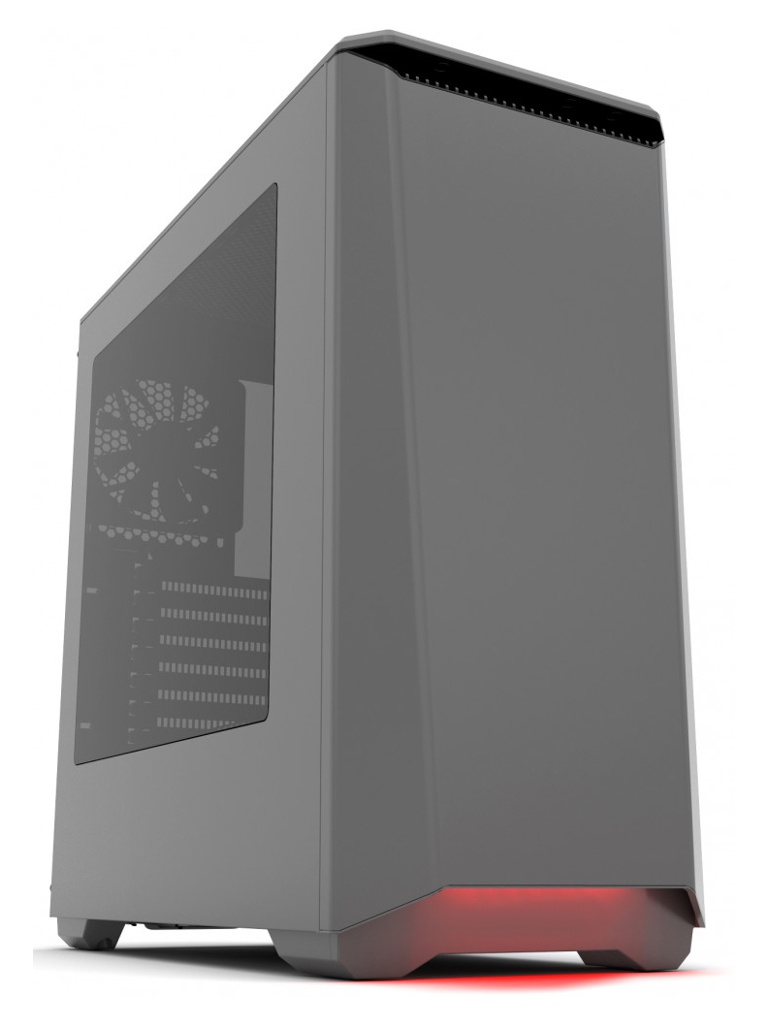 Корпус Phanteks Eclipse P400 Tempered Glass Mid-Tower Anthracite Grey PH_EC416PTG_AG