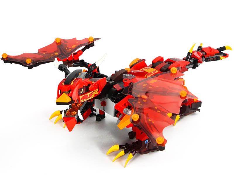 Игрушка Mould King Боевой дракон 2.4G 13019