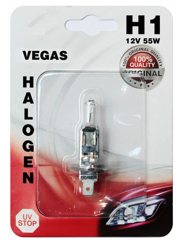 Лампа AVS Vegas H1 12V 55W (1 штукa) A78479S