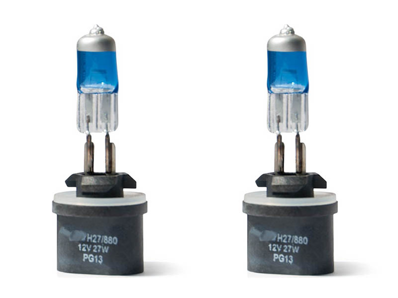 Лампа AVS Atlas H27/880 12V 27W 5000К (2 штуки) A78566S