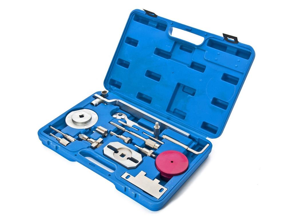 Инструмент Набор AV Steel для регулировки ГРМ FIAT и PSA 2.2/2.3/3.0 AV-931001