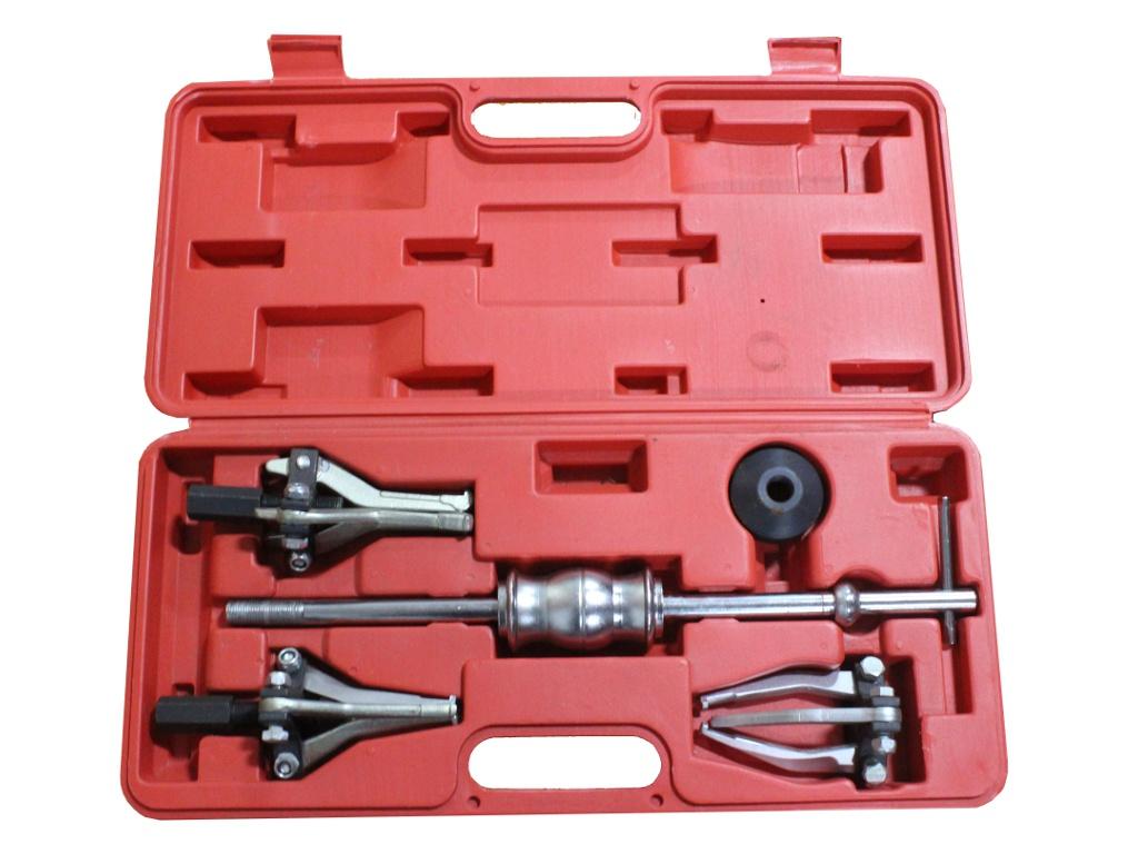 Инструмент Набор съемников AV Steel с 3 захватами и обратным молотком AV-921061