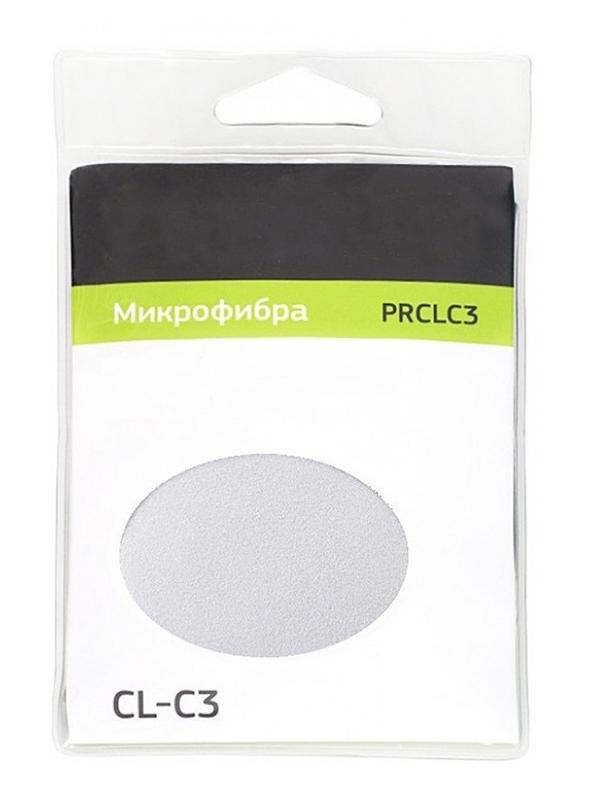 Фото - Аксессуар Prolike Микрофибра CL-C3 коврик для мыши a4tech b 080 игровой покрытие микрофибра прорезиненная основа bloody hand 43см 35см 0 4см