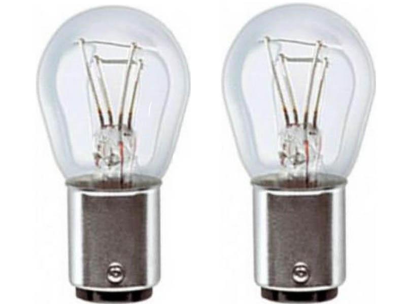 Лампа AVS Vegas P21/4W BAZ15d 12V (2 штуки) A78473S