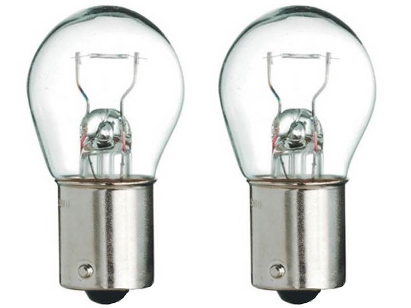 Лампа AVS Vegas P21W BA15S 12V (2 штуки) A78475S