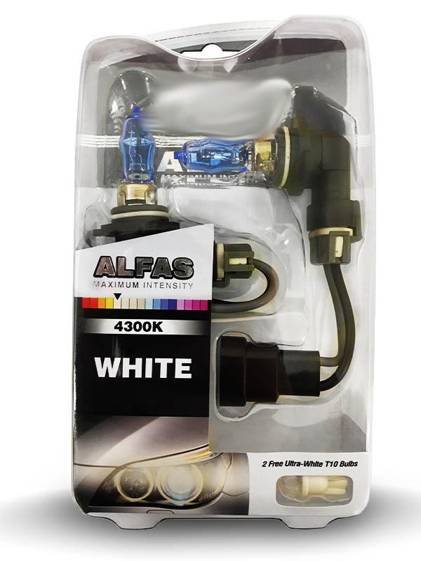 купить Лампа AVS Alfas Maximum Intensity H13 12V 75/85W T10 4300K 2+2шт A07288S по цене 746 рублей