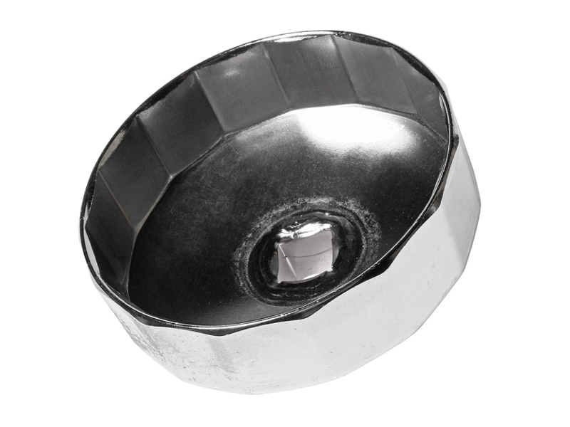 Инструмент Съемник масляного фильтра AV Steel Чашка 15-гранная 82mm AV-920105 съемник масляного фильтра зажим 75 100 мм airline ak f 01