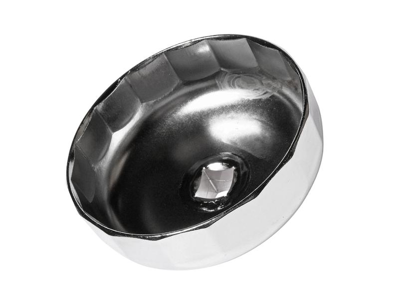 Инструмент Съемник масляного фильтра AV Steel Чашка 16-гранная 87mm AV-920108 инструмент съемник масляного фильтра forsage краб с плоским захватом f 61904a