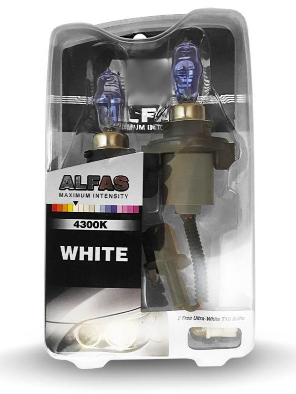 купить Лампа AVS Alfas Maximum Intensity HB4/9006 12V 85W T10 4300K 2+2шт A07285S по цене 526 рублей