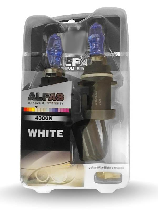 купить Лампа AVS Alfas Maximum Intensity HB5/9007 12V 85W T10 4300K 2+2шт A07287S по цене 602 рублей