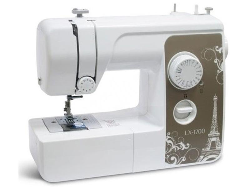 Фото - Швейная машинка Brother LX1700S швейная машинка brother hanami 27s